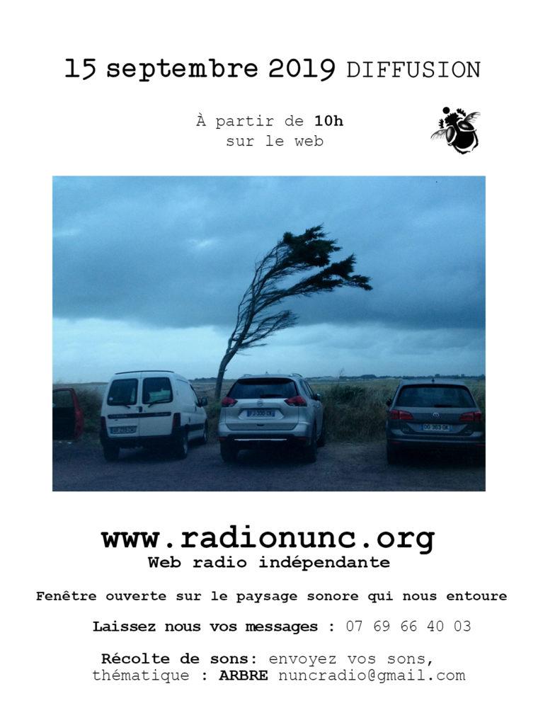 Radio Nunc Diffusions 2019
